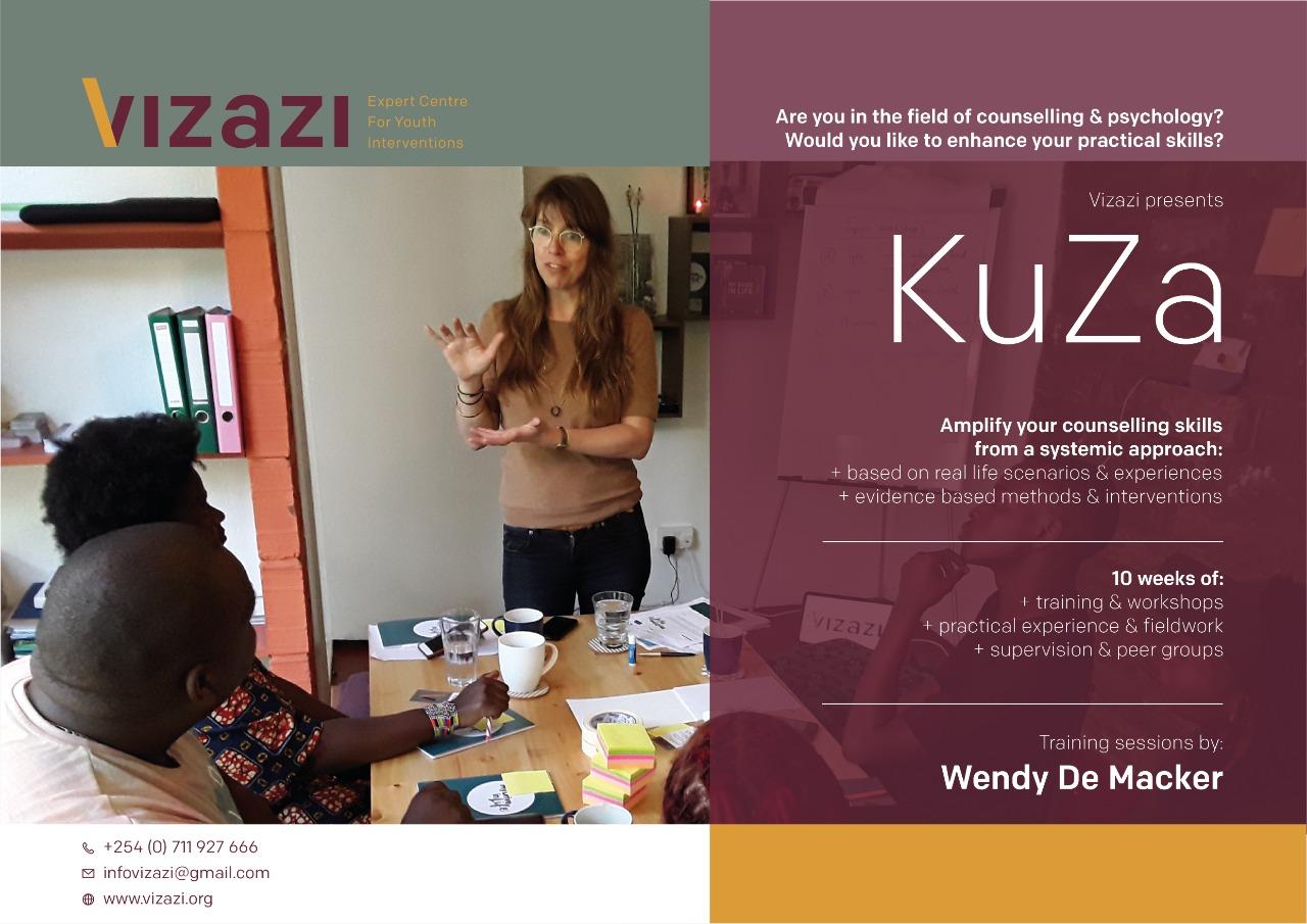 KuZa recruitment image November 2019